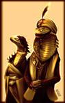 Anthro Cobras by High-Bear
