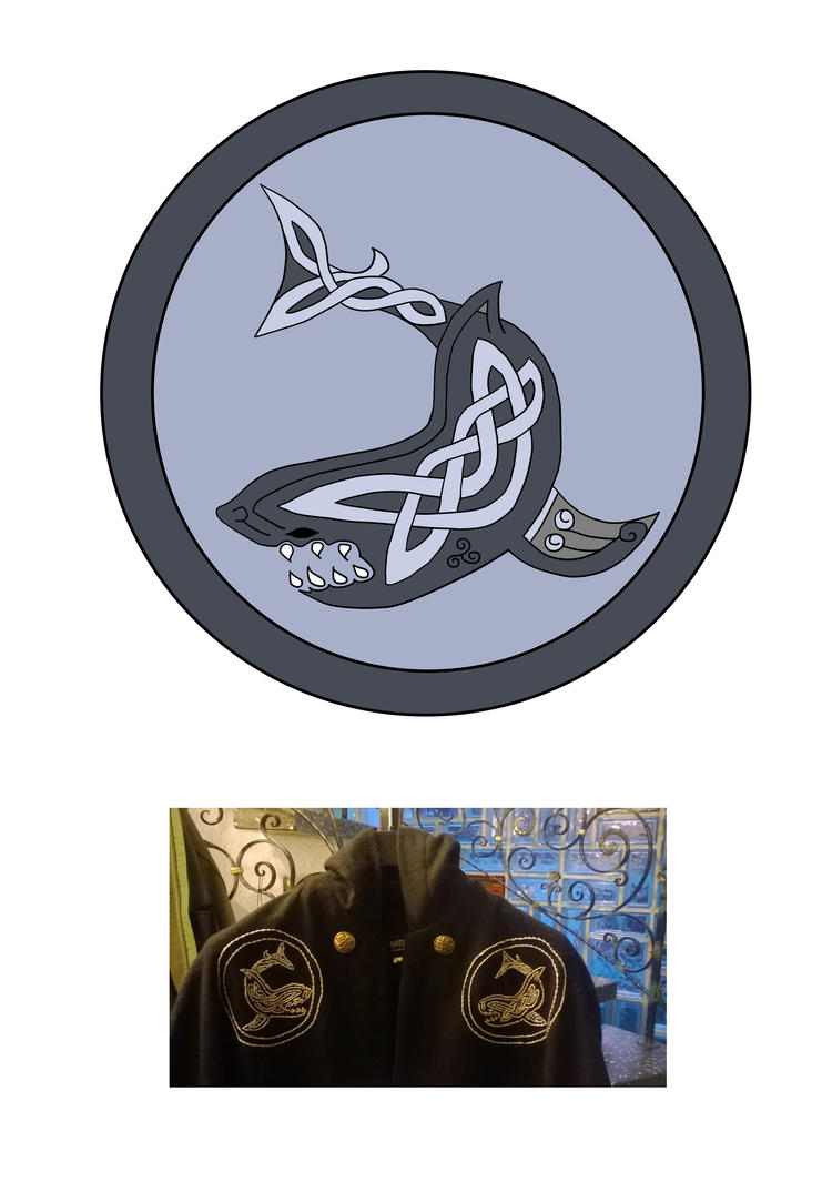 Celtic Shark by bifishiar
