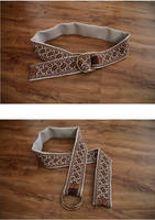 Knotwork belt by bifishiar