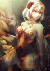[CE] Summer OC by kai-ji