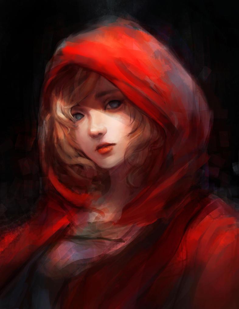 Red Riding Hood by kai-ji