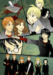 Harry Potter 'comic'
