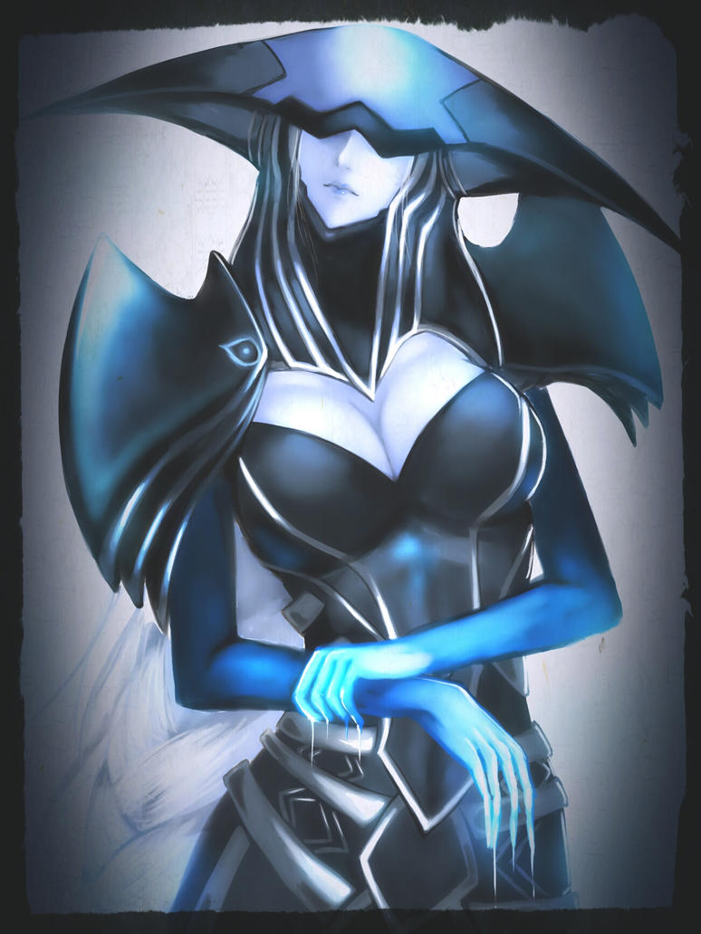 League of Legends- Lissandra by Shiva1225 on DeviantArt