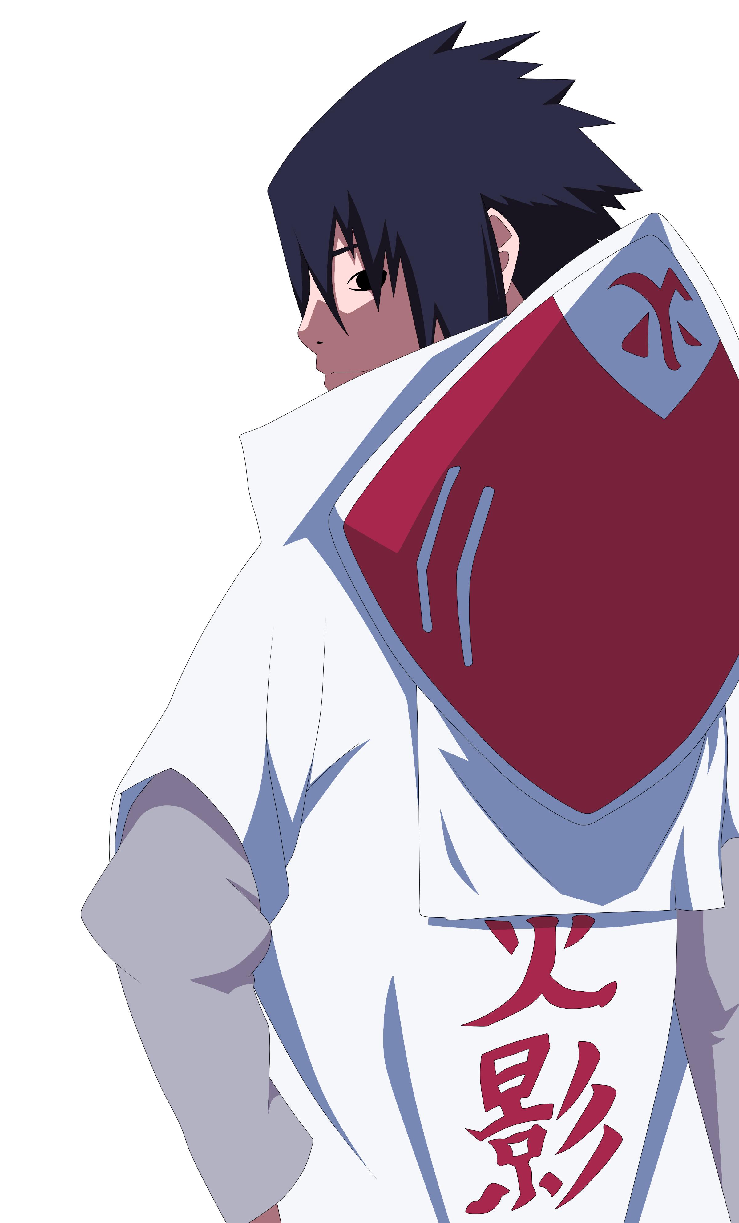 Sasuke Hokage by Annexia-Sama on DeviantArt
