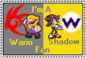 Wario + Shadow Stamp by nintendobros64