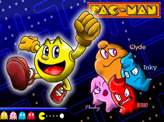 Who's got Pac-man Fever? by nintendobros64