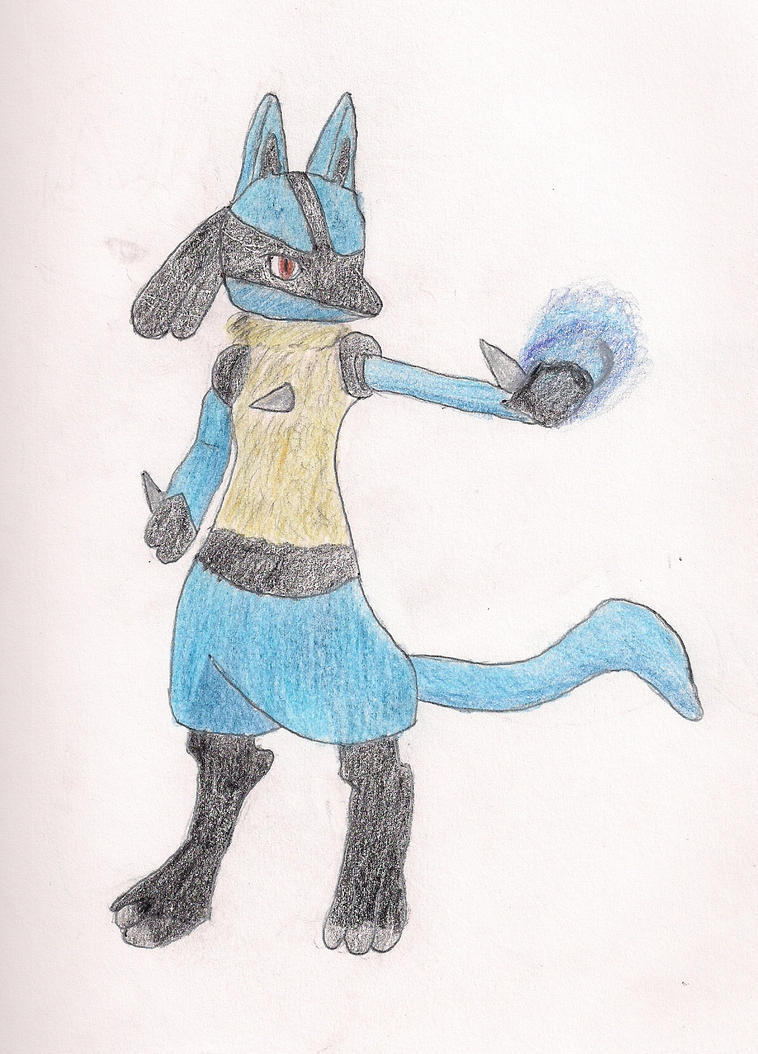 ssbb lucario by jamrora on deviantart