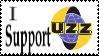 UZZ Supporter by SavageDragonX13