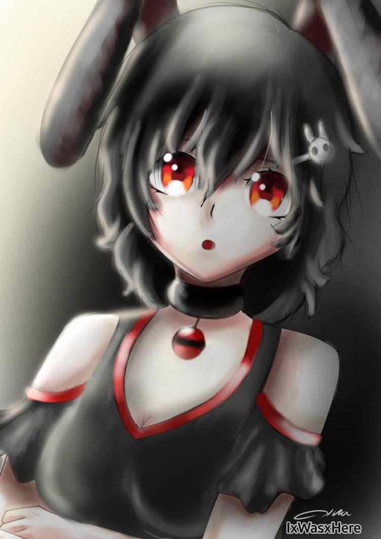 My OC Bunny Girl by Sahyuti