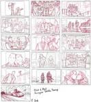 Coulson/Barton sketches