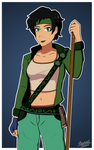 Jade - Beyond Good and Evil by thewwe4