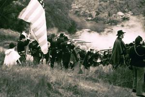 Civil War by firephoenix24