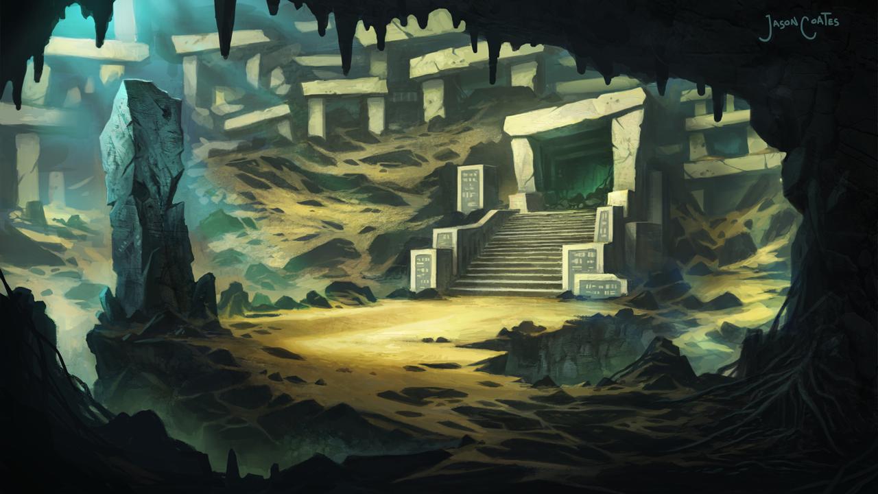 Ruins by AtTheSpeedOfFetus