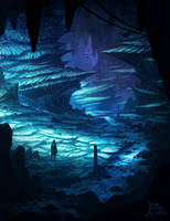 Ice Cave Thang (Timelapse Video) by AtTheSpeedOfFetus