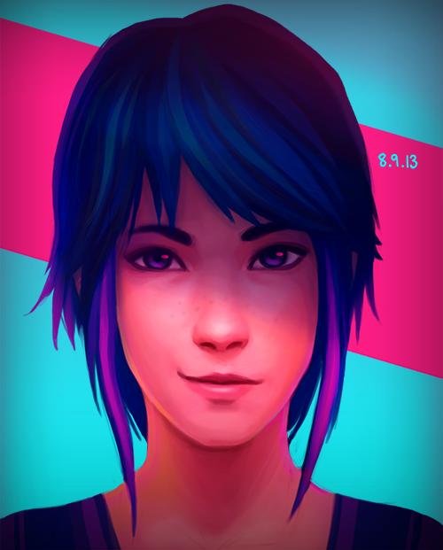 Blue by AtTheSpeedOfFetus