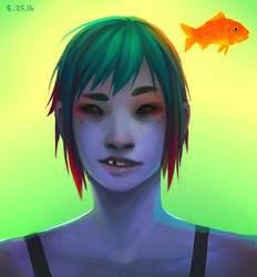 Fish by AtTheSpeedOfFetus