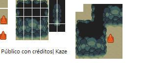Cave tiles