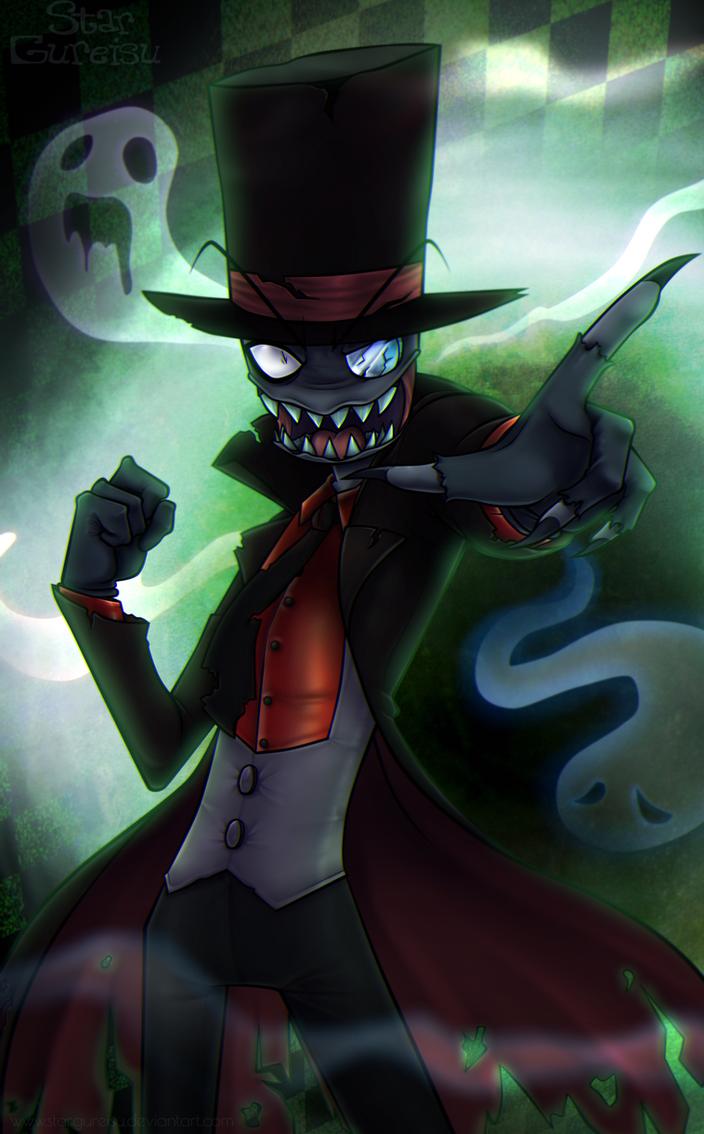 Villainous - Demoniacal Boss by StarGureisu