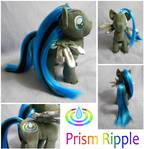 Prism Ripple Plush
