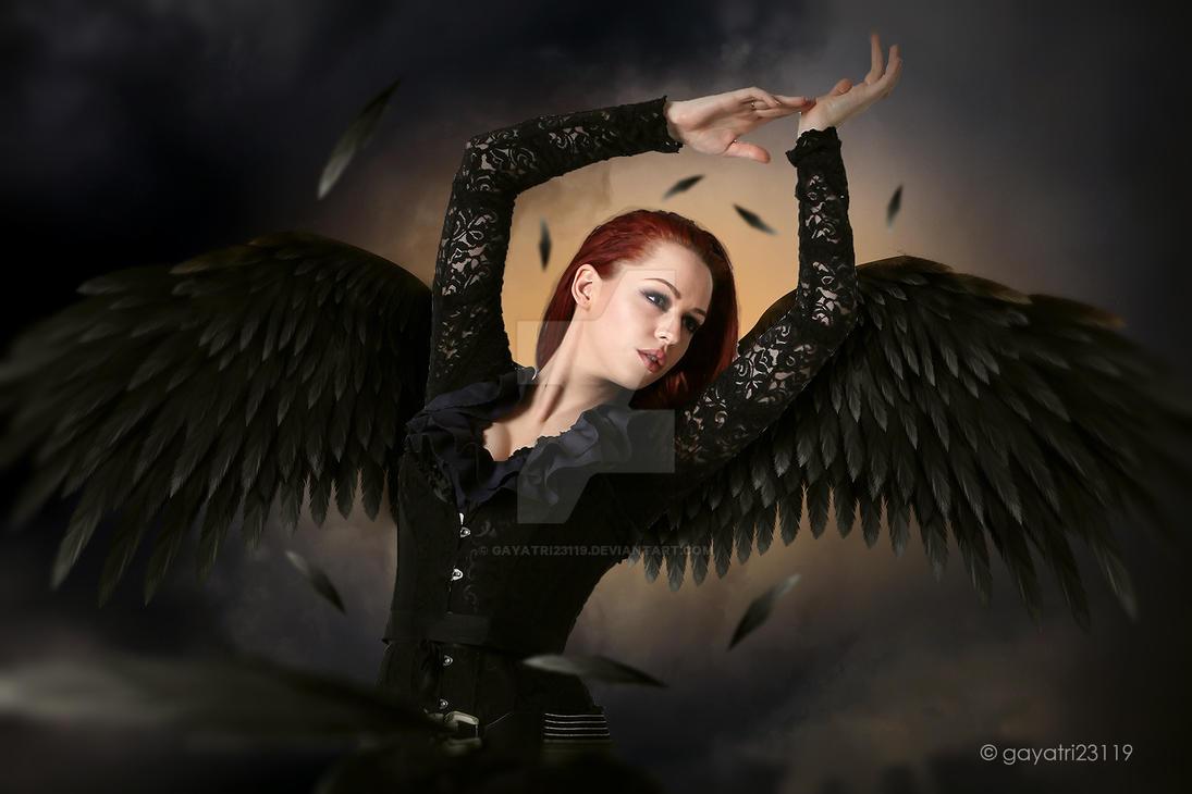 Dark Angel by gayatri23119