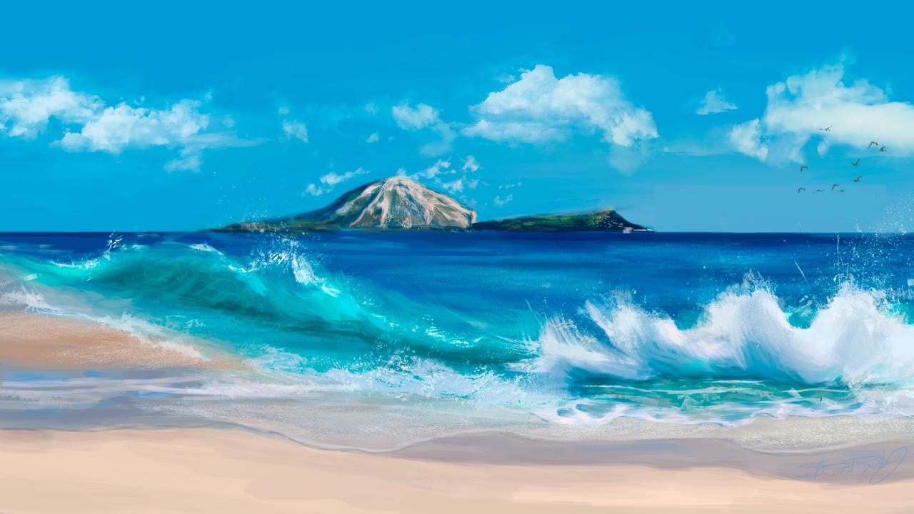Breeze by RinaRish