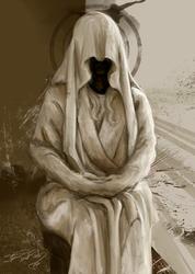 A statue by RinaRish