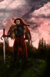 the sword oath by RinaRish