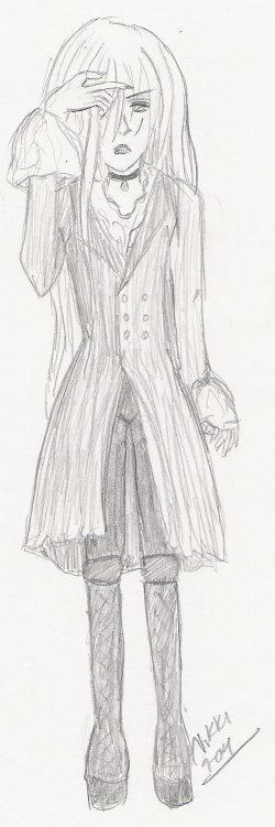 Kage drawing 2