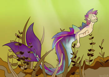Mermay2018 JEFF by TheAwesomeBeck