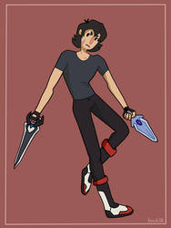 Keith by TheAwesomeBeck