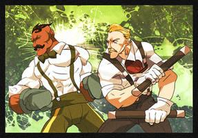 Let's Fight Like Gentlemen