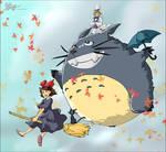 Studio Ghibli Goodness