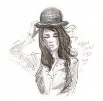 Beautiful Muses Series: Norah Jones