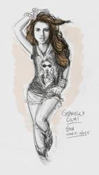 Beautiful Muses Series: Gabriella Cilmi