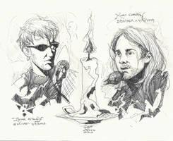 Musica Series: Layne Staley and Kurt Cobain