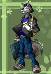 An independent wolf