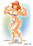 Muscle Daphne