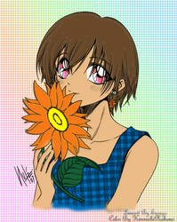 Sunflower ::Color Only:: by KimmichiNakano