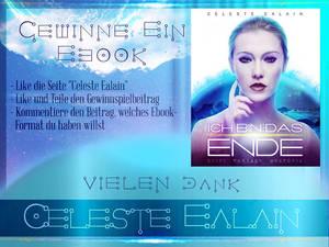 Ich bin ... das Ende - Gewinnspiel Celeste Ealain