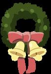 Canterlot Christmas Wreath