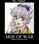 Moevational - Moe of War
