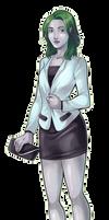 Minako Kita - The Jade Chimera - The Protege