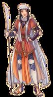 Sarissa - Aasimar Arcane Templar by Thrythlind