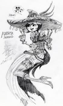 O, Adelita!