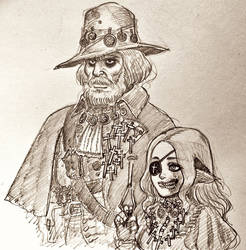 Witch And Her Servant