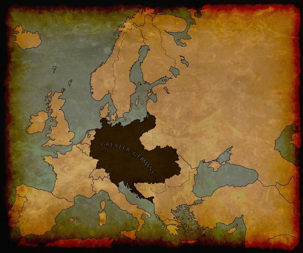 Map Test Greater Germany By TheNeccyLordOfKronus On DeviantArt - Germany map test