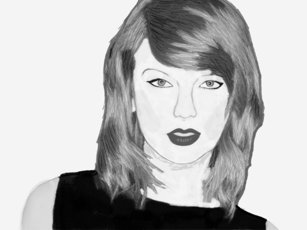 Taylor Swift by Catlovesunicorns