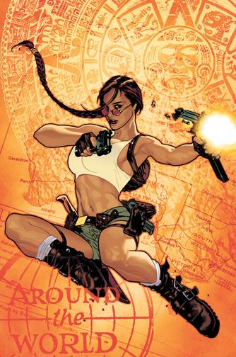 Tomb Raider 42 by AdamHughes
