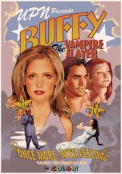 Buffy The Vampire Slayer by AdamHughes