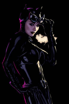 Catwoman Cover 46